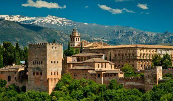 Viaje escolar fin de curso aventura en Granada 4 días