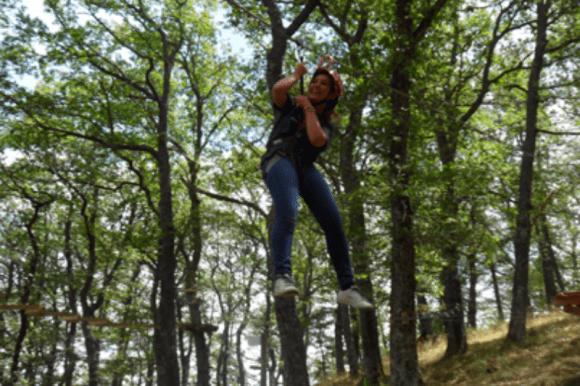 Viaje escolar fin de curso en la Sierra de Madrid