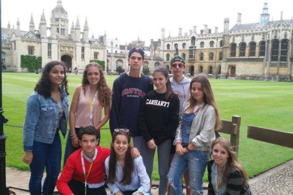 Curso de inglés en Greenwich, Londres para estudiantes de 12 a 17 años