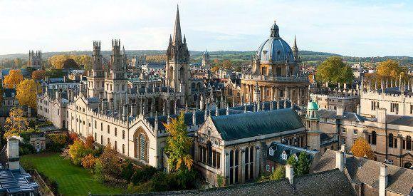 Viaje escolar a Oxford con clases – 5 Días (De 12 a 17 años)