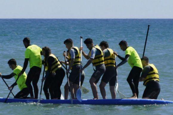 Fin de curso náutico en Valencia