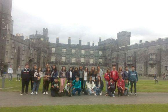 Curso de inglés en Dublín City University para estudiantes de 10 a 17 años