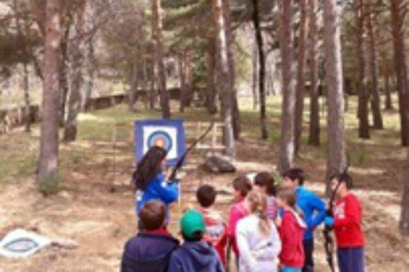 Campamento de inmersión en inglés en Montes de Toledo