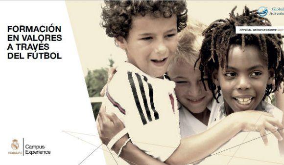 Campus Experience F. Real Madrid – Campus Fútbol Externo