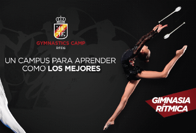 Gymnastics Camp de la Real Federación Española de Gimnasia en Madrid