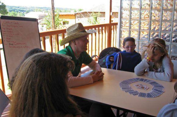 Programa inmersión lingüística en inglés en León
