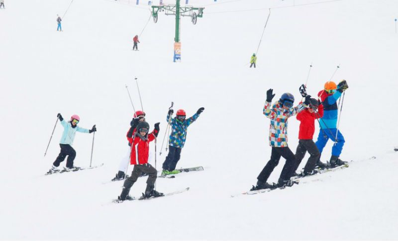 Semana Blanca en Astún 5 Días ¡Todo incluido para grupos de Madrid!: Grupo esquiadores