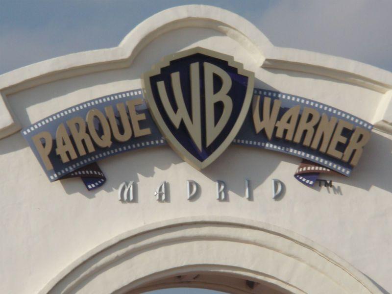 Viaje escolar fin de curso en Madrid: Parque Warner