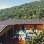 Fin de curso multiaventura en Miraflores de la Sierra