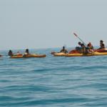 Viaje escolar fin de curso en Murcia, aventura náutica