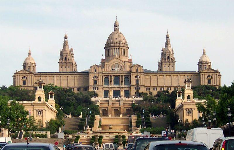 Fin de curso náutico en Salou: Barrio Montjuic Barcelona