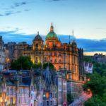 Viaje escolar a Edimburgo con clases - 5 Días