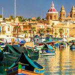 Viaje escolar a St. Julian's Malta sin clases - 5 Días