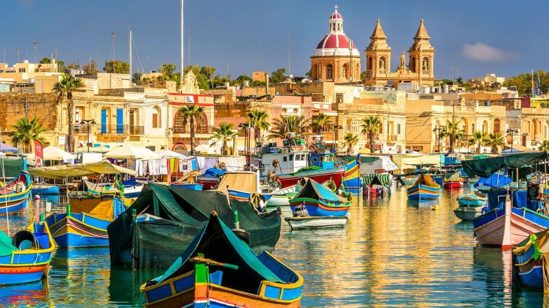 Viaje escolar a St. Julian's Malta sin clases