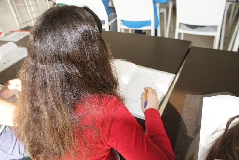 Programa de inmersión en inglés en Valencia: Clases