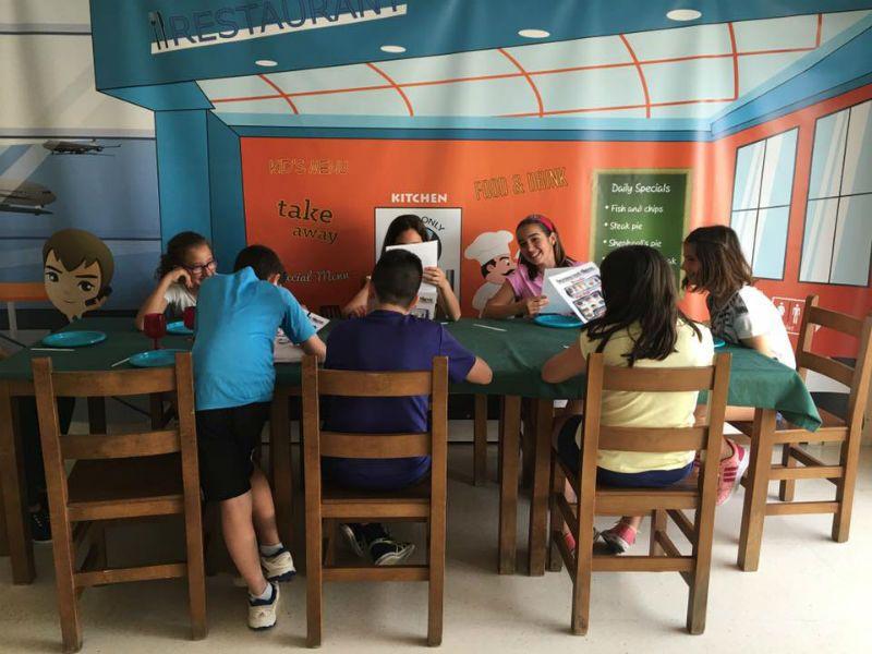 Programa inmersión en Inglés en Valencia: Talleres