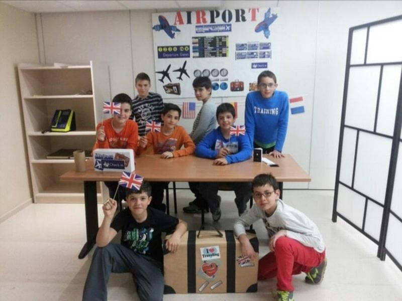 Programa inmersión lingüística en inglés en Valencia