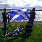 Curso de inglés en Edimburgo para estudiantes de 13 a 17 años