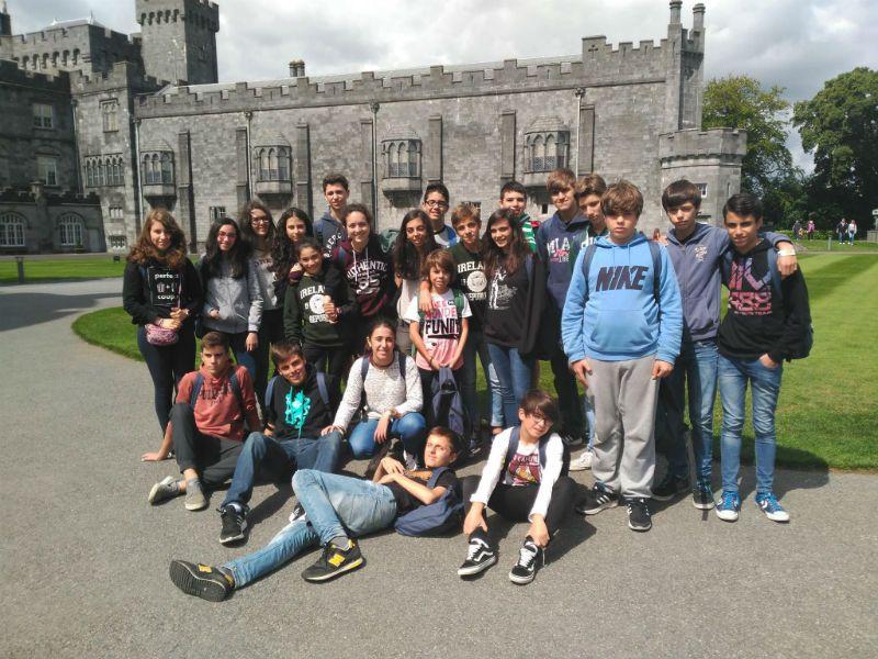 Curso de inglés en Waterford para estudiantes de 12 a 18 años: Excursión por la ciudad