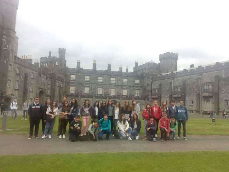 Curso de inglés en Dublín City University
