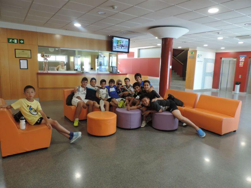 Campus Experience Fundación Real Madrid Fútbol Interno: Residencia