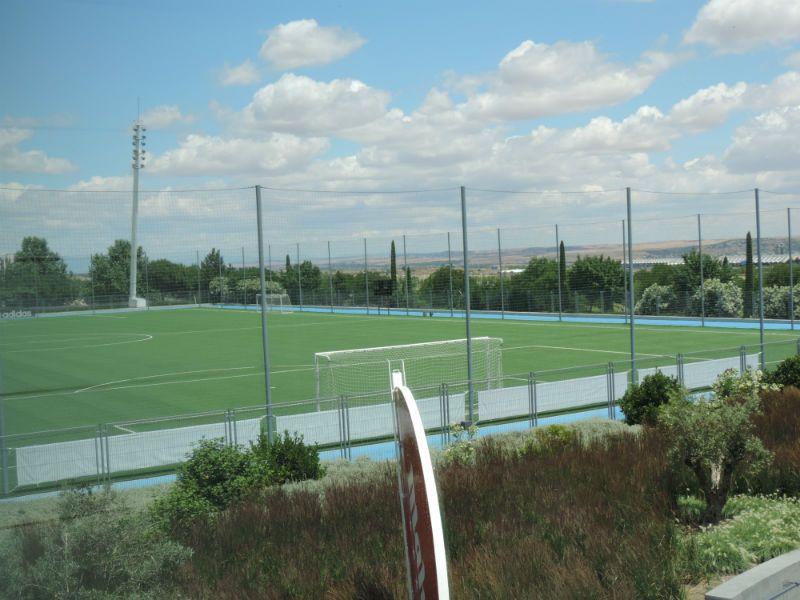 Campus Experience Fundación Real Madrid Fútbol Interno: Valdebebas