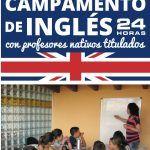 Campamento de inglés en León