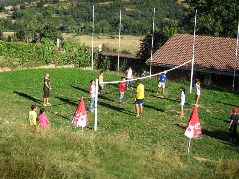 Campamento de inglés en León: Deportes