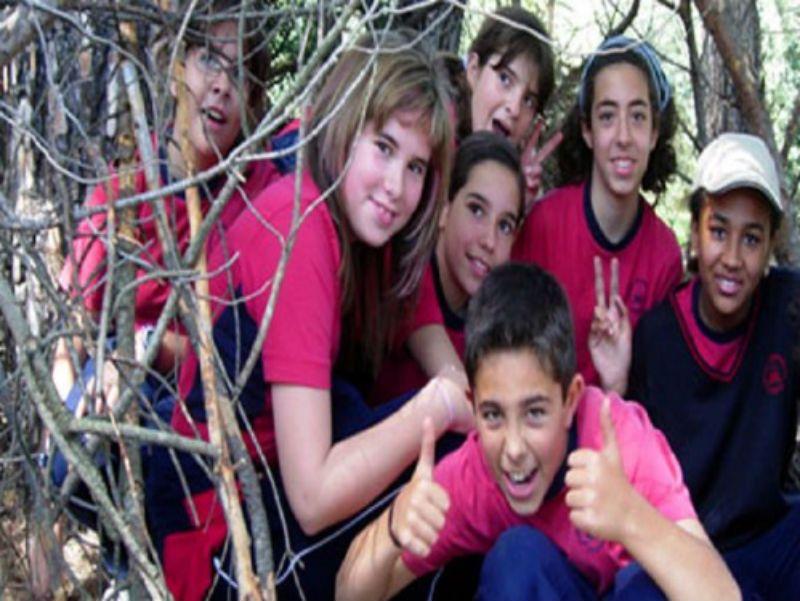 Excursión escolar a Pinar de Valdelatas, Madrid: Actividades grupo