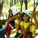 Campamento de inmersión en inglés y aventura Alto Tajo
