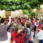 Campamento de verano inmersión en inglés en Barbadillo, Burgos - juegos de campamento