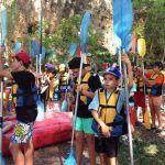 Campamento rural de verano de inmersión en inglés en Vegafría