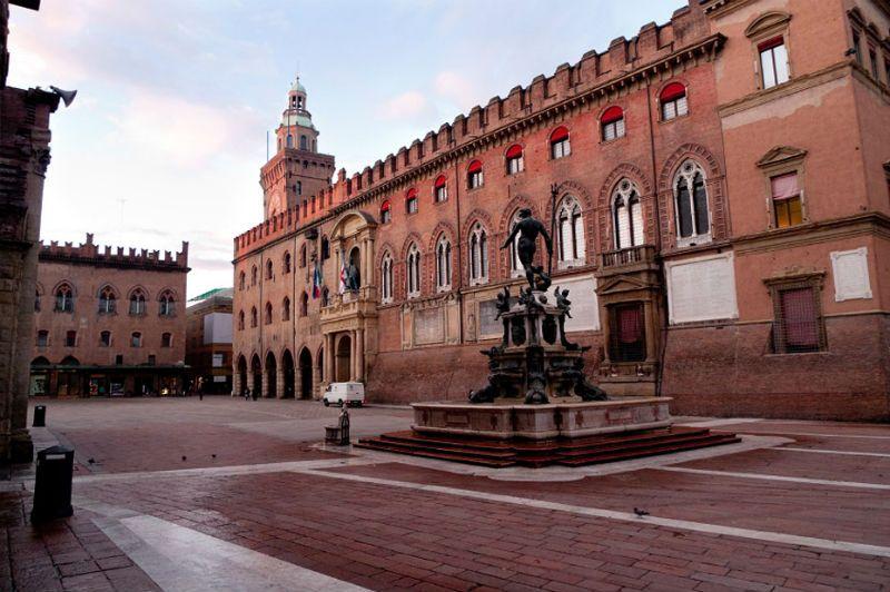 Viaje fin de curso a Italia: Fontana Neptuno