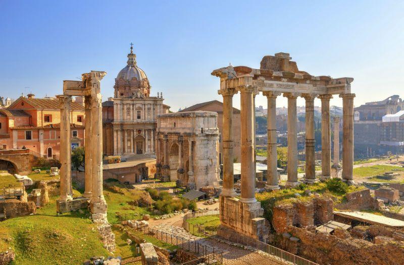 Viaje fin de curso a Italia: Pompeya