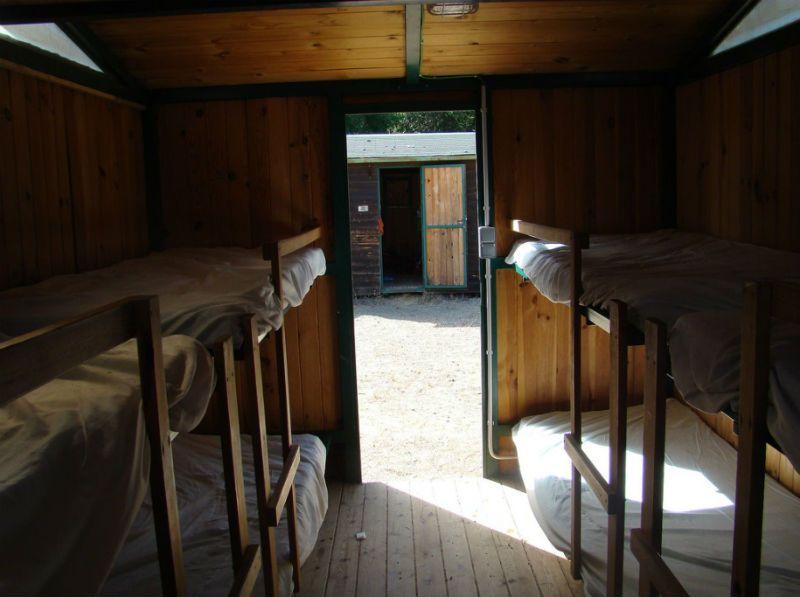 Campamento Multiaventura en Barco de Ávila: Habitaciones