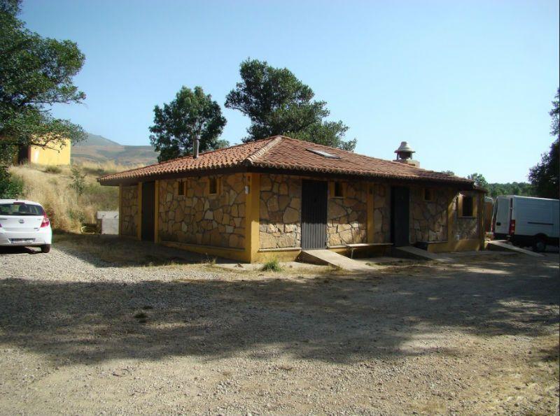 Campamento Multiaventura en Barco de Ávila: Instalaciones