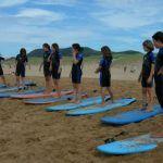 Campamento de Surf en Santander