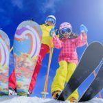 Viaje de esquí con inglés en Cantabria