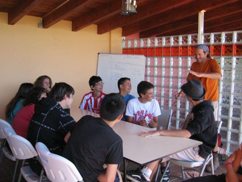Viaje de Esquí con inglés en Cantabria: Clase con nativos