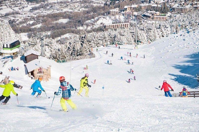 Viaje Escolar de Esquí a Aramón Cerler: Clases