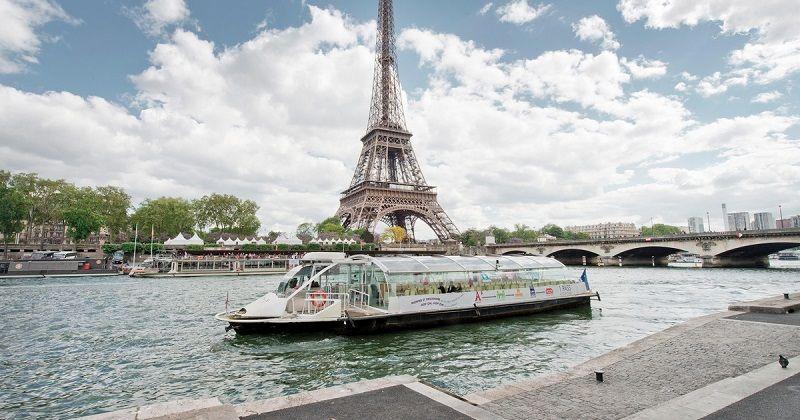 Viaje Fin de Curso a París 5 Días: Crucero río Sena