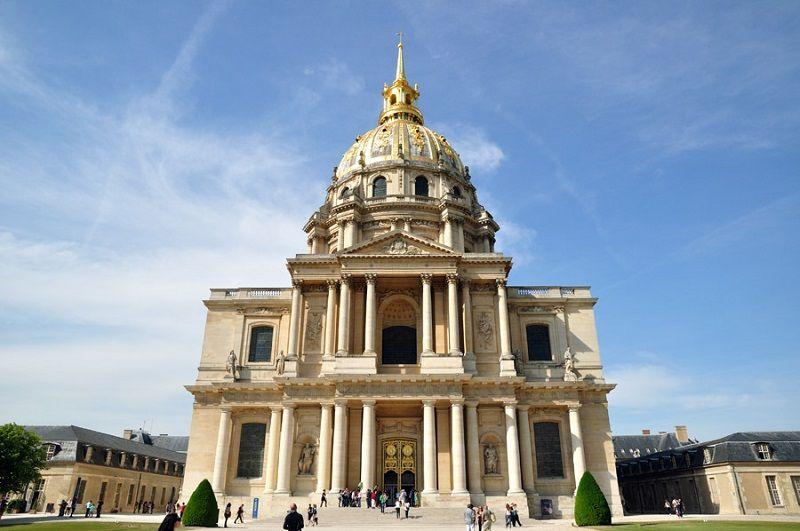 Viaje Fin de Curso a París 5 Días: Catedral Los Inválidos