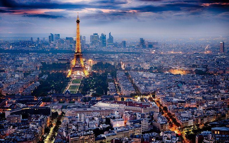 Viaje Fin de Curso a París 5 Días: París de noche