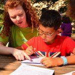 Campamento de verano de inglés con clases