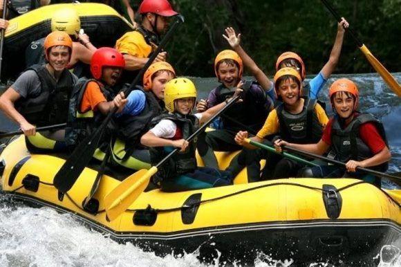 Campamento de verano Aventura en Cantabria