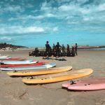 Campamento de verano Surf en Cóbreces, Cantabria
