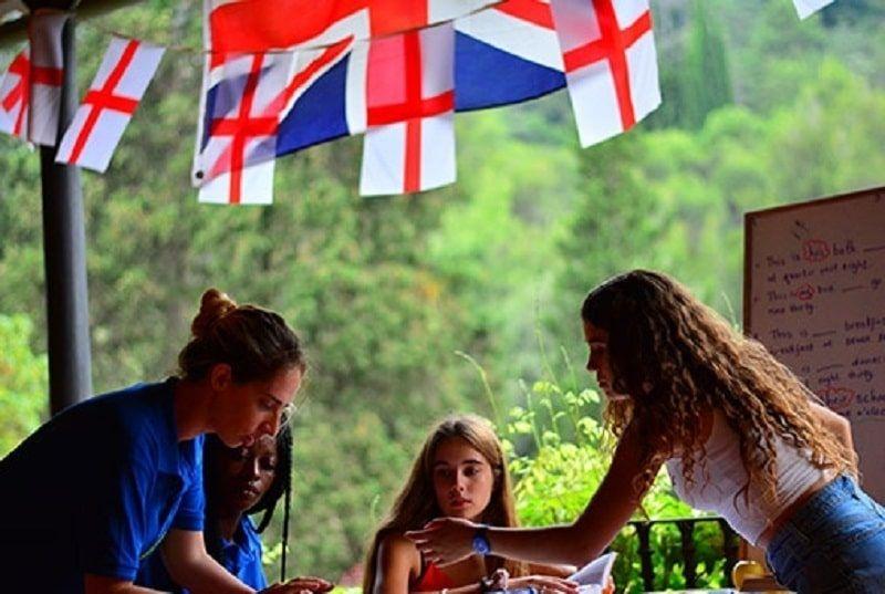 Campamentos verano inglés
