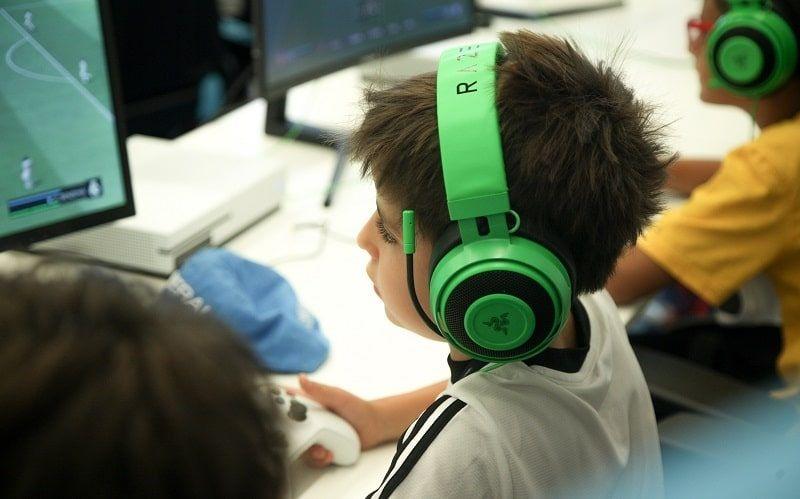 Campus Experience Fundación Real Madrid Fútbol y Gaming Responsable