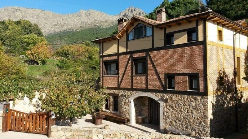 Campamento de inglés en Sierra de Gredos: Albergue rural