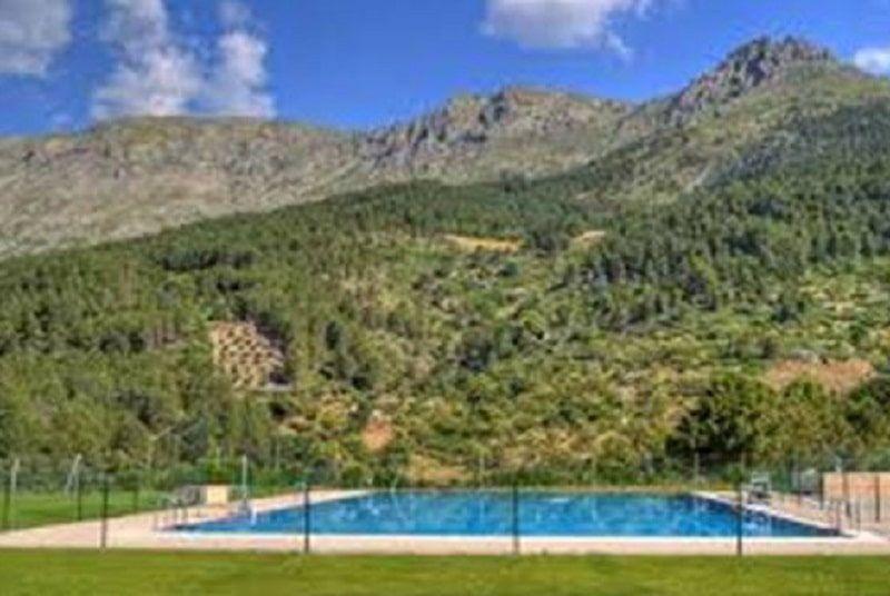 Campamento de inglés en Sierra de Gredos: Piscina